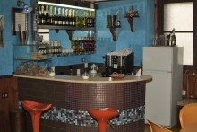 Bar - Hotel Touring - Messina