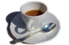 Caffe espresso - Hotel Touring - Messina