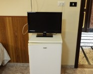 Camera - Tv - Frigo - Hotel Touring Messina