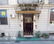 Ingresso - Hotel Touring - Messina