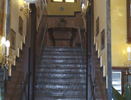 interni hotel touring messina