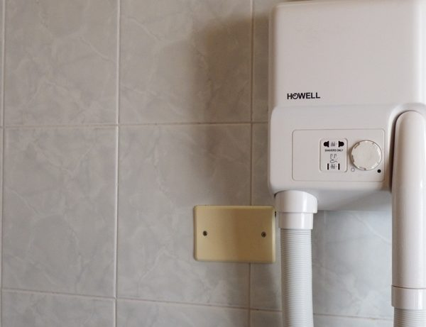 bagno in camera phon hotel touring messina