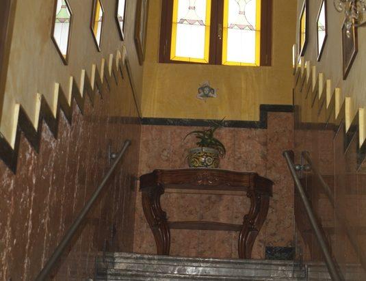 hall scala hotel touring messina