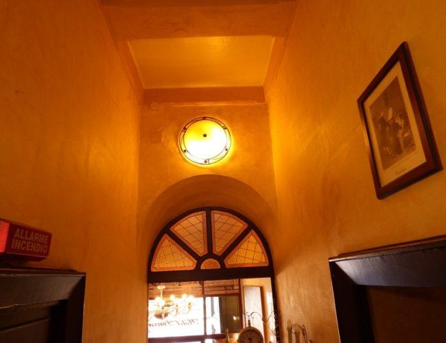 interni arco hotel touring messina