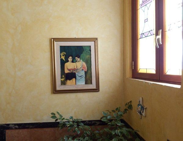 quadro gauguin hotel touring messina