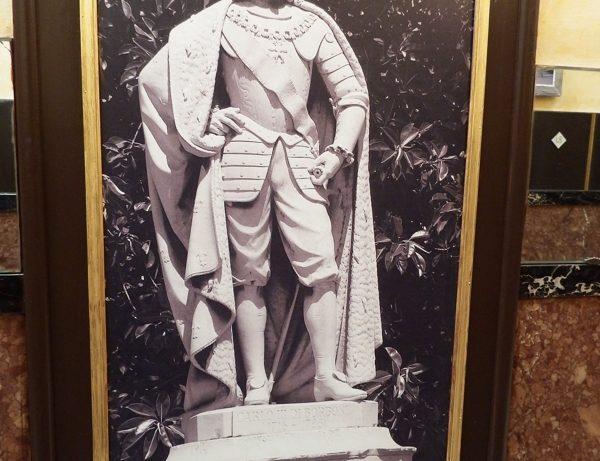 interni statua hotel touring messina