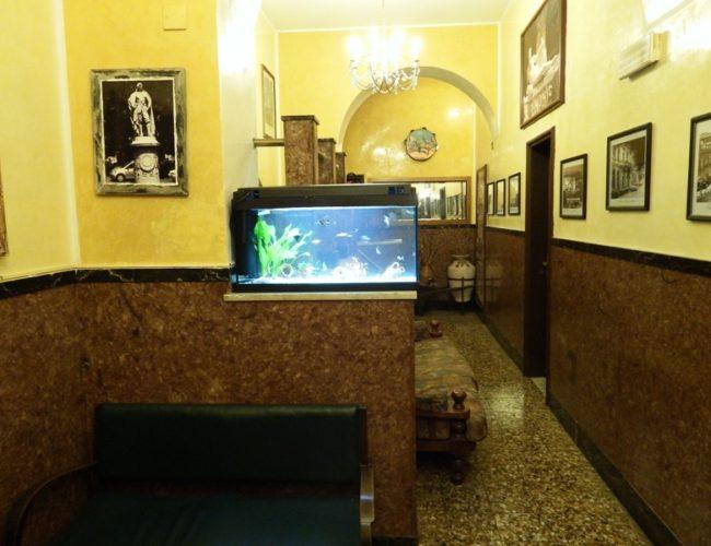 interni acquario hotel touring messina